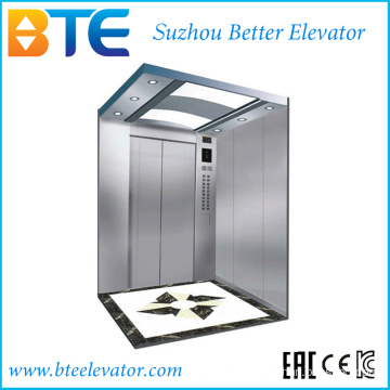 Ce Low Noise and Stable Passenger Lift Without Machine Room