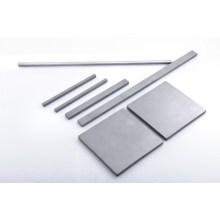 Plaque et rayure en carbure de tungstène