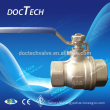 2PC Ball Valve Hot Sell In India NPT/BSP Stainless Steel