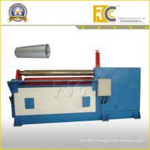 Machine de bobine hydraulique à deux rouleaux en acier