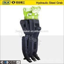 China-Hersteller Hydraulisches sich drehendes Schrott-Stahlzupacken für PC240 PC220 Exkavator