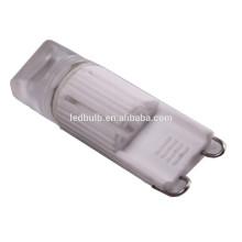 CE und ROHS keramische Unterseite hohe Leistung SMD G9 führte Glühlampen mit Silikonabdeckung, 3 Jahre Garantie