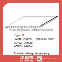 PVC-Decke & Wandpaneel220mm * 9mm