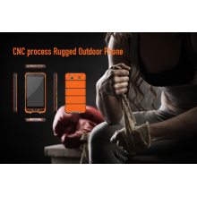 CNC process Rugged Outdoor Phone