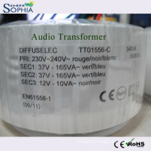 340va Power Transformer, Audio Transformer, Toroid Transformer, Magnetic Transformer