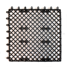 Wholesale Stable Decking Floor Tiles Support DIY Tiles Grid Plastic Deck Tiles Base Plastic Tiles Interlocking Base
