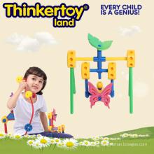 Jouet éducatif coloré écologique pour enfants