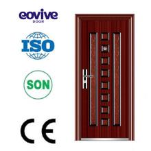 Venta caliente de alta calidad de diseño principal medias puertas de metal