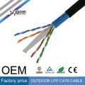 2017 пары СИПУ горячие продаж 4 0.56 медный кабель UTP кабель cat6 сети LAN компьютера открытый кабель cat6 кабель