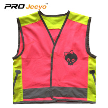 Childrens+pink+reflective+safety+vest+hotsale