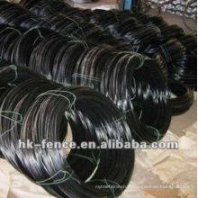 fil recuit en acier doux noir