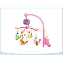 Elektrische Musical Baby Mobiles mit Plüschtiere für Baby