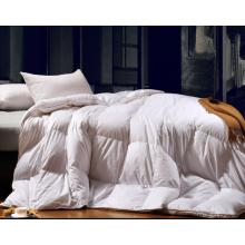 Профессиональная Фабрика Оптовая продажа гусиный пух и утка вниз Утешитель одеяло