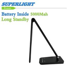 Rechargeable Battery Desk Lamp Table Lamp Emergency Light