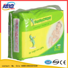 China Supplier Baby Nappy Bag New Probuct Fluff Pulp Baby Nappy