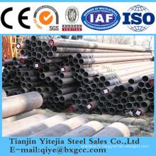 Tuyau d'acier sans soudure de haute qualité ASTM A106