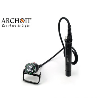 Archon Aluminium Alloy Goodman-Handle Canister Diver Lamps