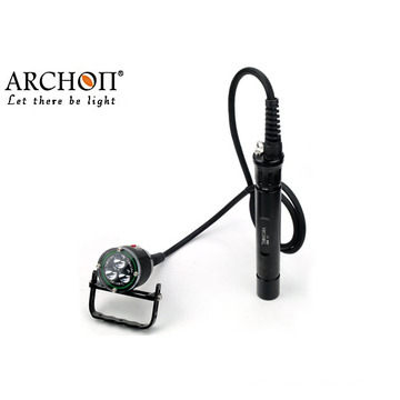 Archon 26650 Li-ion Battery Diving Flashlights Max 30watts with Ce&RoHS