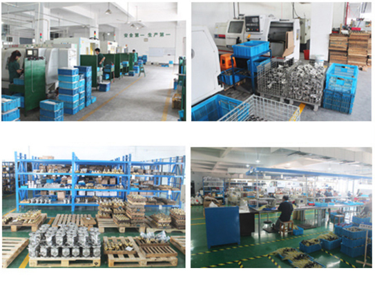 Producing view of 1064/3 MSV series solenoid valve for R407C,R410A,R22,R134a medium