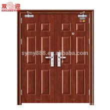 Hochwertige, feuerfeste Tür aus rostfreiem Stahl