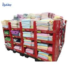 Support de tissu de carton, support matériel de tissu de papier avec le crochet