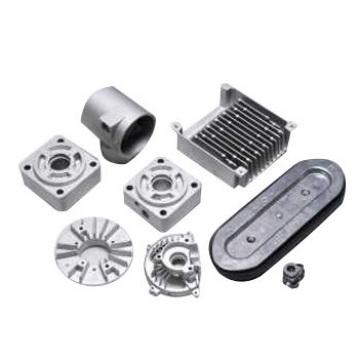 Aluminum Die Casting for Instrument Accessory