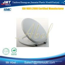 2016 hohe kompression smc toilettensitz abdeckung form für runde smc kanaldeckel
