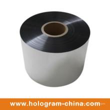 Silberne Aluminium Präge Tamper Proof Pet Foil