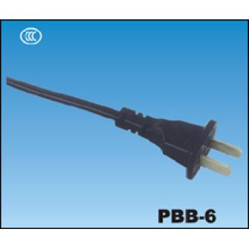 Китайский стандарт КХЦ кабель питания переменного тока