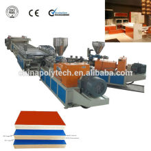 Foamed Board Making Machine /WPC ,PVC Foamed Board Extrusion Line For construction material