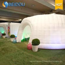 Tente de dôme pliante d'événement gonflable