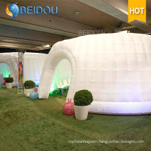 Inflatable Event Folding Dome Tents Wedding Camping Trailer Party Tent