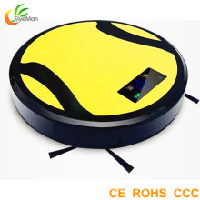 Home Appliance Robot Auto Vacuum Cleaner with Mop Cleaning