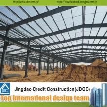 Usine d'atelier de structure en acier de haute qualité et professionnelle