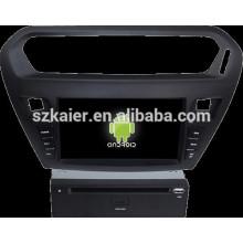 Auto DVD-Player für Peugeot 301 mit Android-System