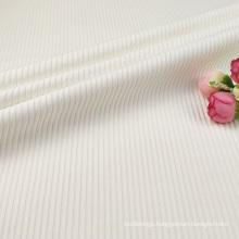 high elastic polyamide 82 spandex 18 circular knitted ribbed leggings fabric