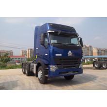 2017 nouveau type camion tracteur HOWO A7 avec remorque