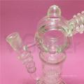 Tuyaux d'eau en verre en gros matériel de borosilicate