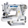 DT 600-01CB / RP Máquina de coser de enclavamiento de cama de cilindro de alta velocidad con extractor trasero