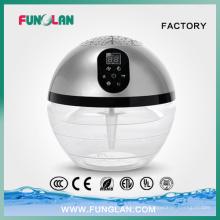 Purificador de aire inteligente para el hogar Air Bowl de Luftbefeuchter con aceites esenciales