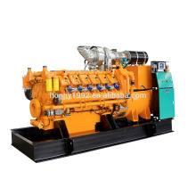 Mixed Fuel Engine Electric Efficient diesel gas cogenerator