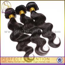 Али поставки оптом египетские тела волны человеческие волосы плетение волос Remy