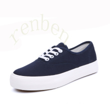 New Design Women′s Casual Canvas Shoes