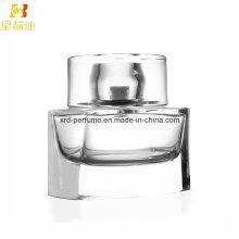 2016 nova elegante garrafa de perfume francês com alta