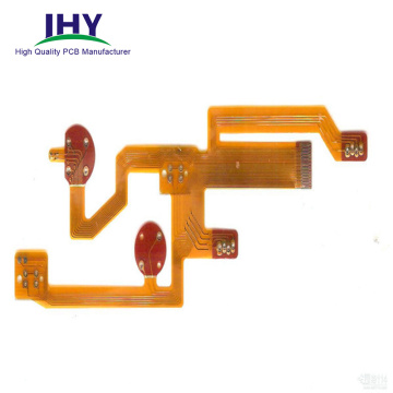 Gold Finger Flexible PCB Board Custom FPC Fabrication