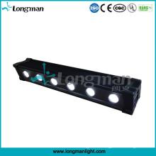 Drahtloser Batterie 6X12W LED Wand-Unterlegscheiben-Stab-Lichter für Stufe