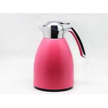 304 Stainless Steel Vacuum Coffee Pot/Kettle with Glass Refill