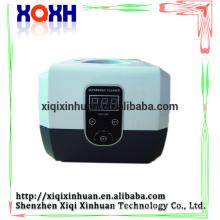 Профессиональный большой 1,3-литровый цифровой ультразвуковой очиститель с подогревом Светодиодный дисплей Лабораторный ультразвуковой очиститель  