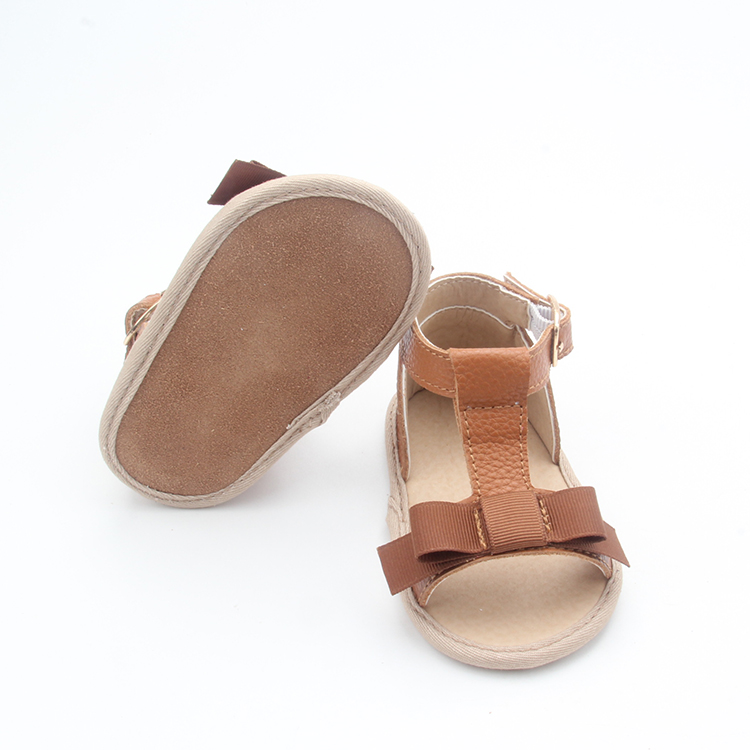 baby sandals soft leather