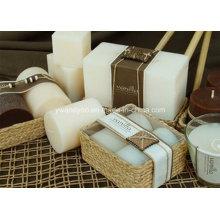 Coffret cadeau Aroma Natural Soja Wax Candle